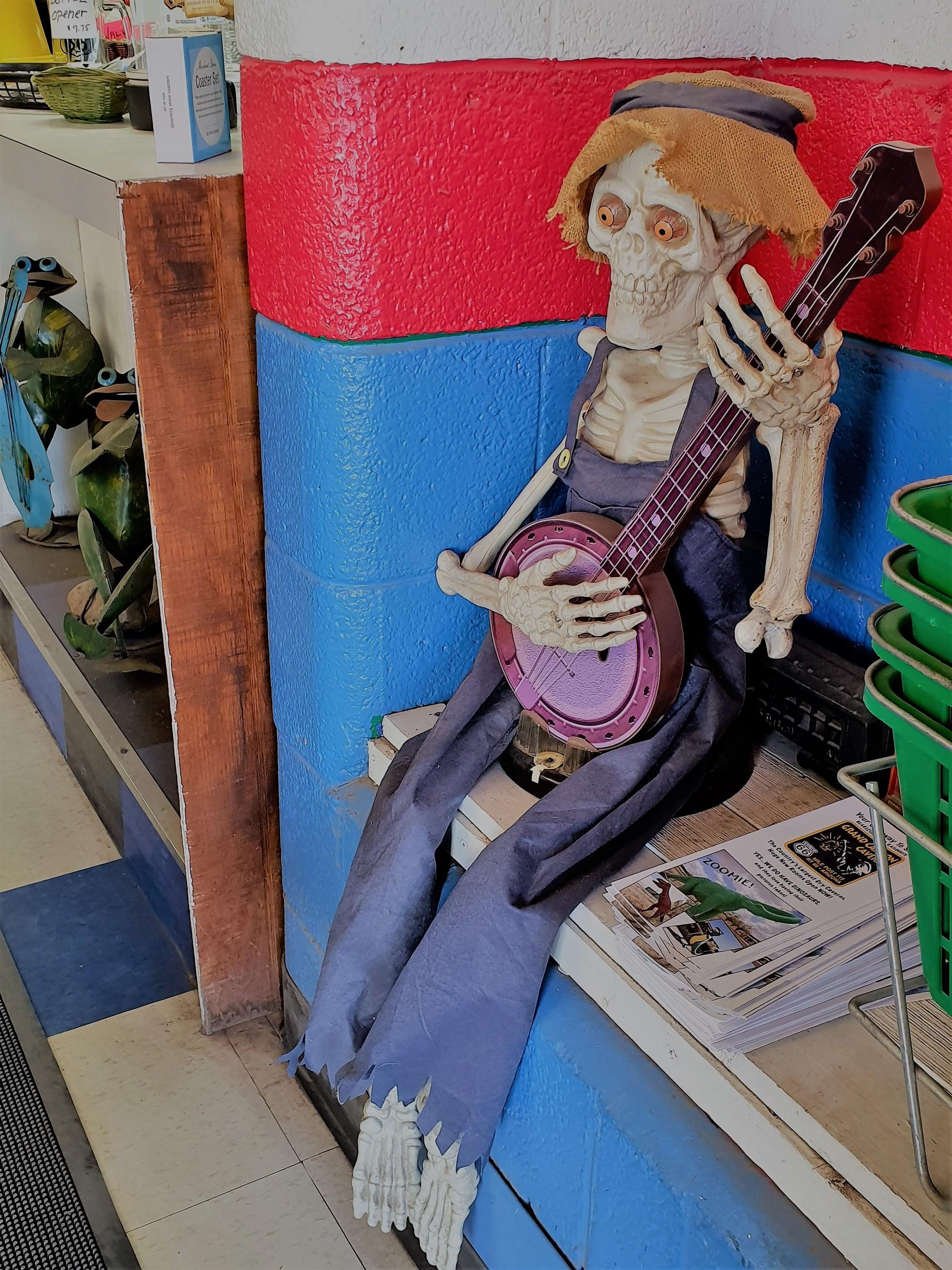 Vechiul chitarist - The Old Guitarist - kostantin.ro